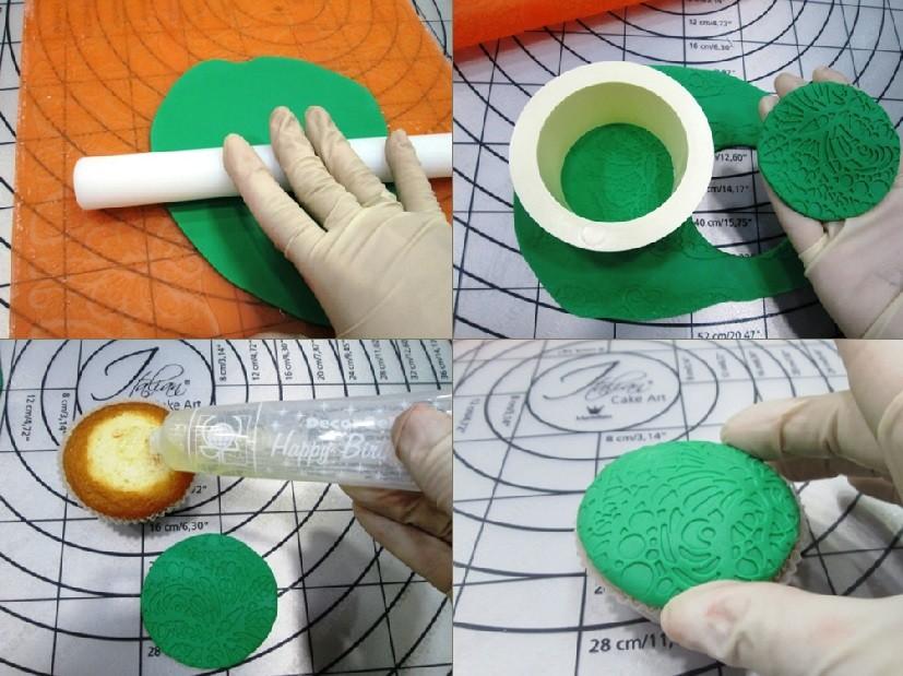 как сделать капкейки своими руками