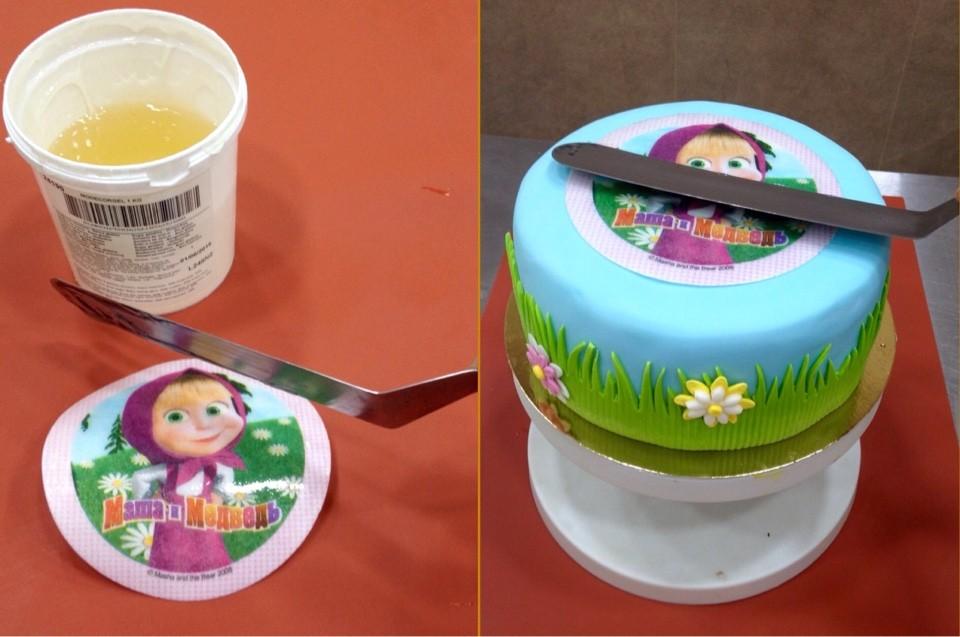 использование вафельных картинок удерживайте изображение товара